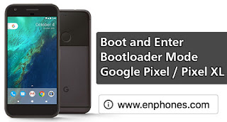 How to enter Google Pixel phones Bootloader Mode