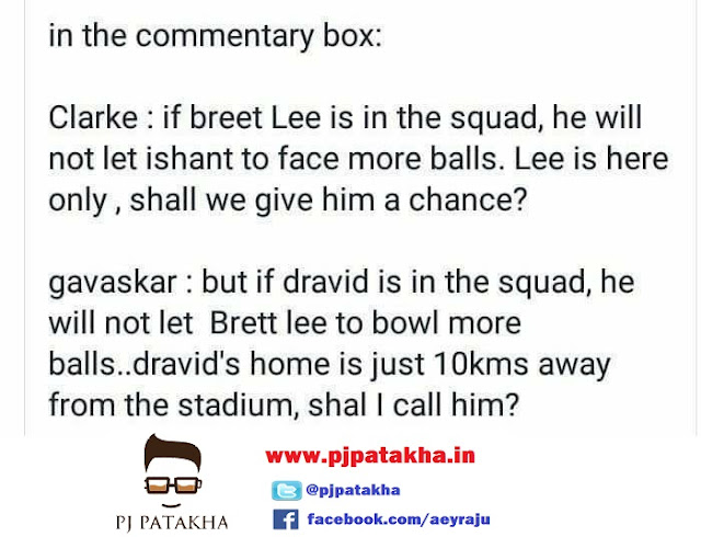 Funny Cricket Jokes