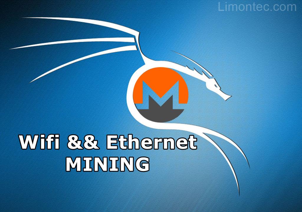 01799565c5f71 Injetando script minerador pelo wifi ou ethernet   Limon Tec