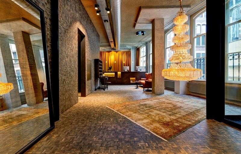 Hotel V Nepslein Design Hotel in Amsterdam