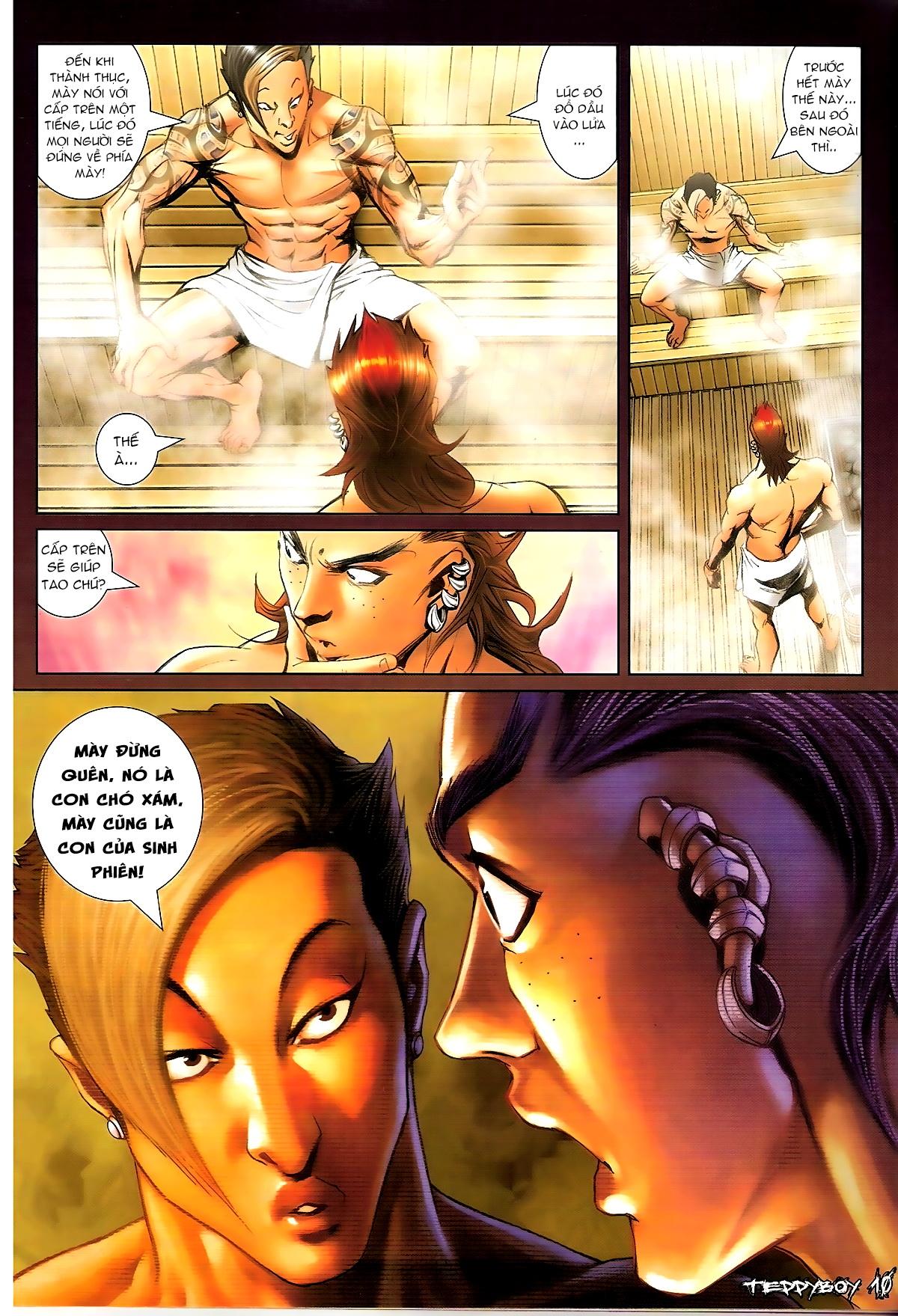 Người Trong Giang Hồ - Chapter 1350: Chơi tới cùng 2 - Pic 8