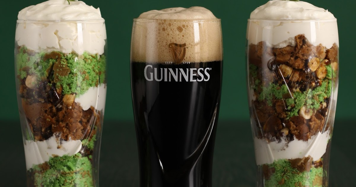 Pancake Stories: St. Patrick's Pints with Guinness ...