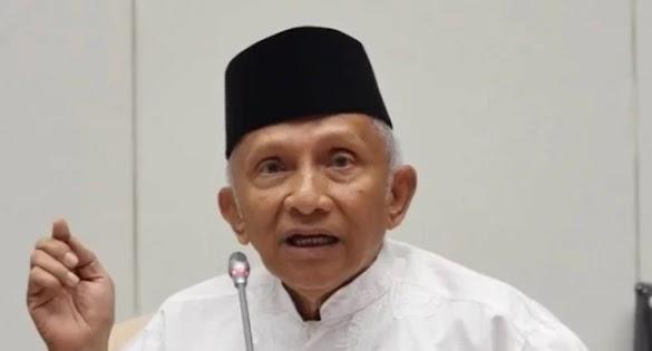 Amien Rais: Di Era Jokowi Banyak Dajalnya