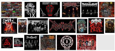 Lagu Metal Underground Terbaru Terbarik 2017