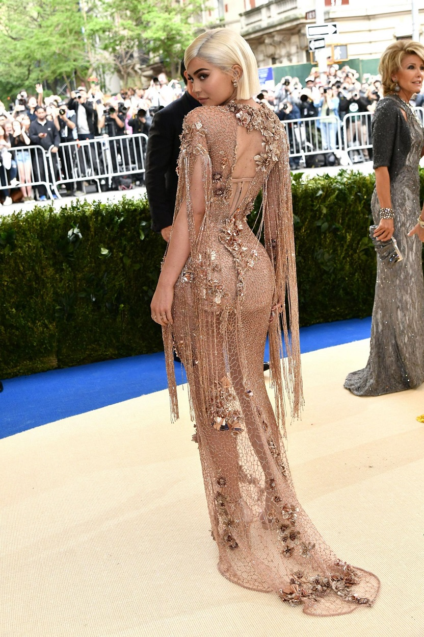 Kylie Jenner – MET Gala in New York
