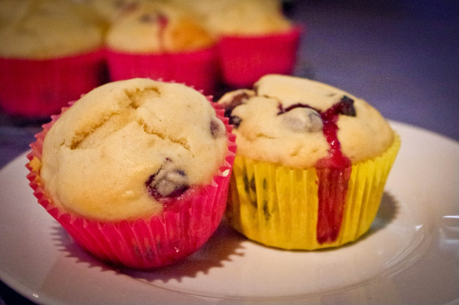 Paleomix Weight Watchers Banana And Blueberry Muffins 3 Propoints