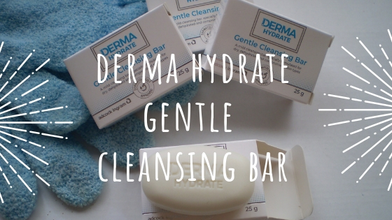 Derma Hydrate Gentle Cleansing Bar