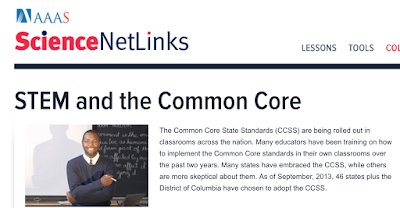 http://sciencenetlinks.com/collections/stem-and-common-core/