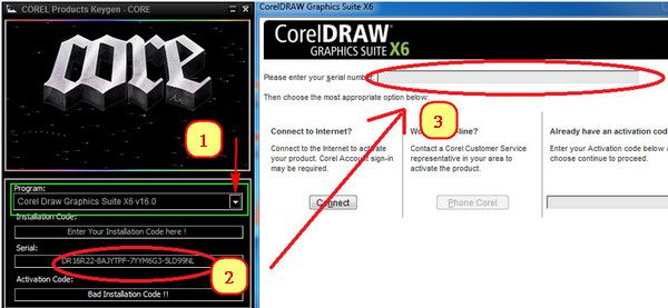 CorelDRAW Graphics Suite x6 Crack