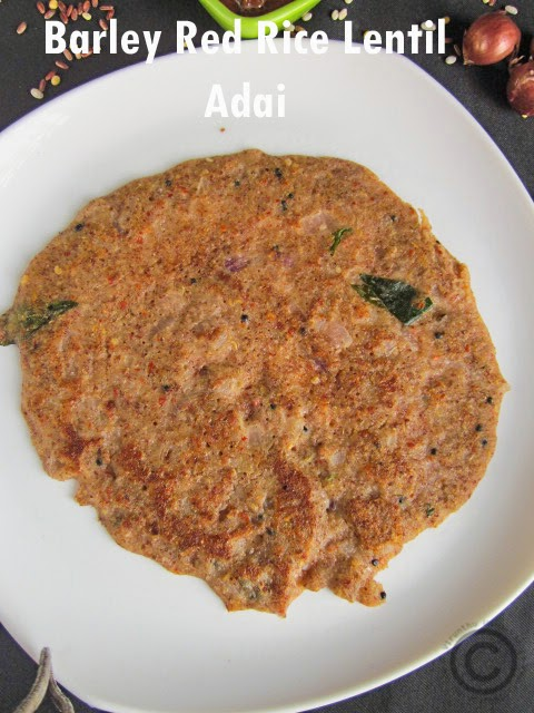red-rice-dosa
