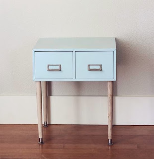File Cabinet Table Project