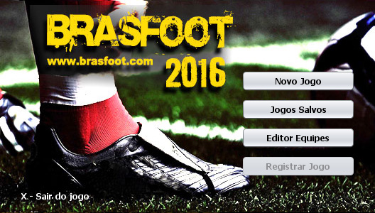 Registro Brasfoot 2016