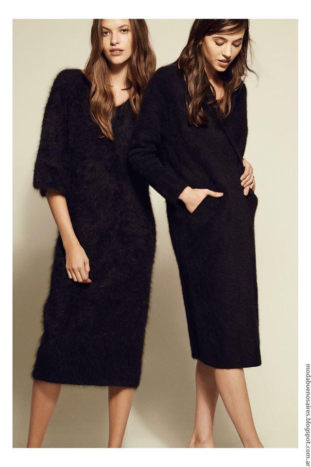 Vestidos invierno 2016 ropa de moda Justa Petra.