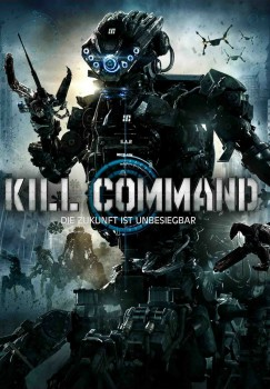 Capa do Filme Comando Kill