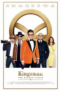 Download Film Kingsman: The Golden Circle (2017) BluRay Subtitle Indonesia