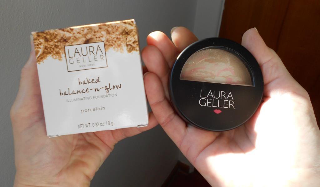 Laura Geller Baked Balance-n-Glow Foundation