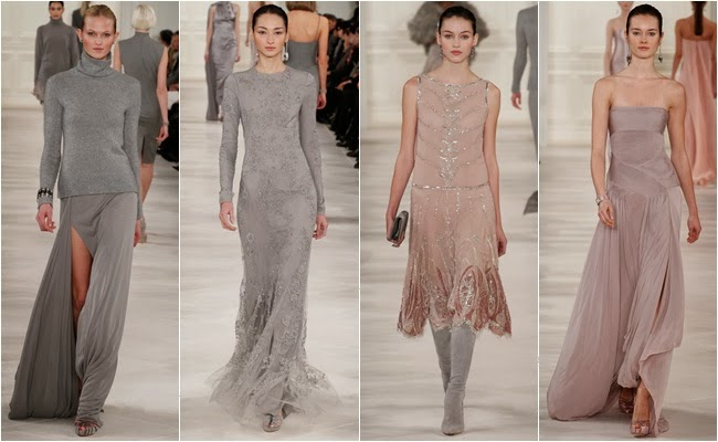 NYFW fall 2014 rtw evening dresses Ralph Lauren