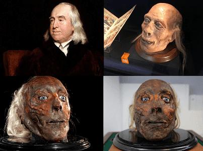 Jeremy Bentham'ın Kafası Nerede?