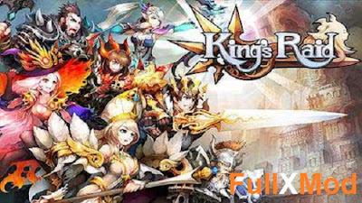 King's Raid MOD