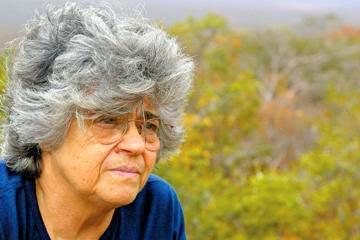 NIÉDE GUIDON - Foto da Pesquisadora Arqueóloga Fundadora do Parque Serra da Capivara