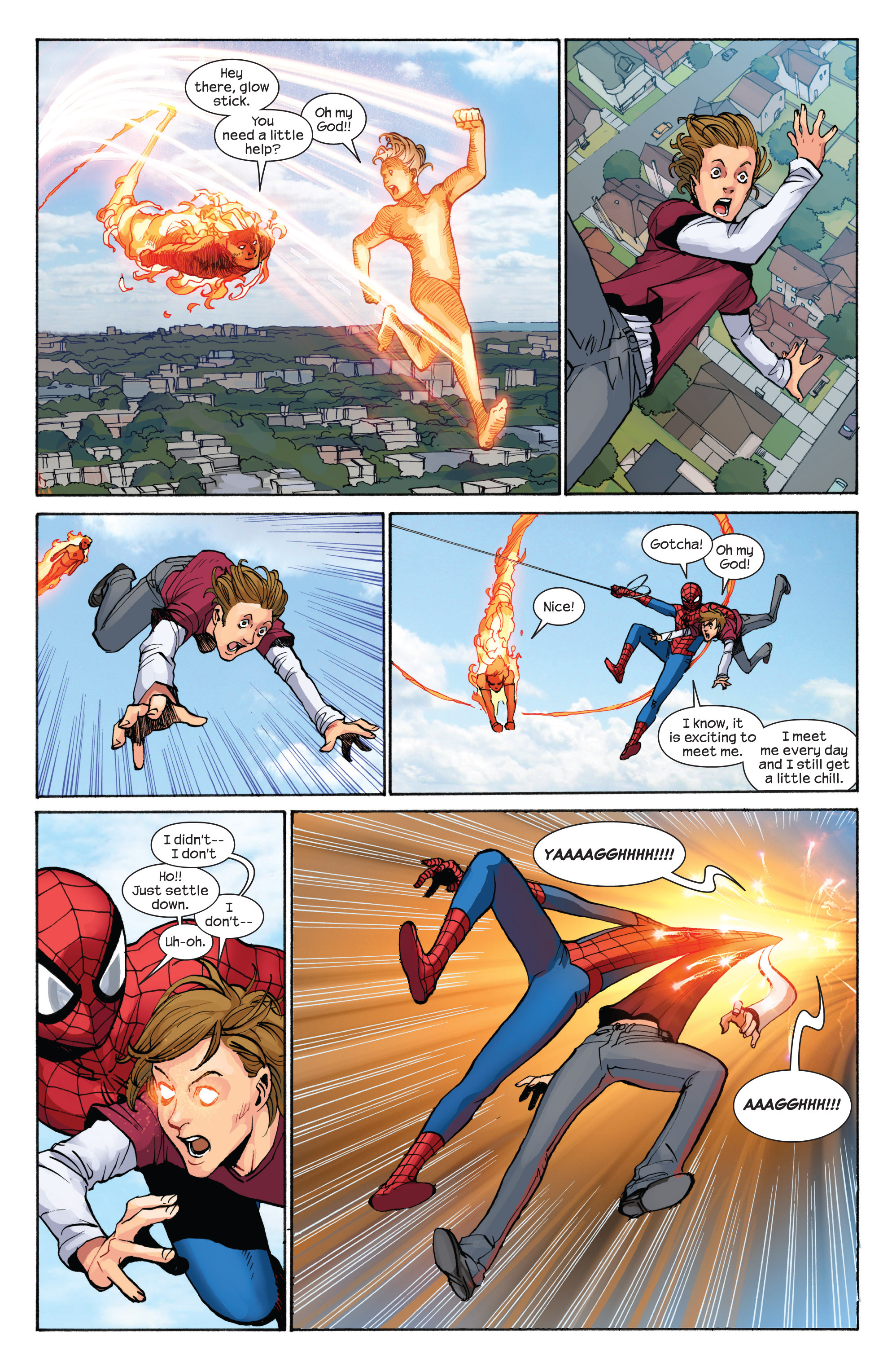 Read online Ultimate Spider-Man (2009) comic -  Issue #7 - 17