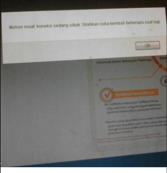 Waktu yang Tepat Untuk Mendaftar CPNS di sscn.bkn.go.id Agar Tidak Error