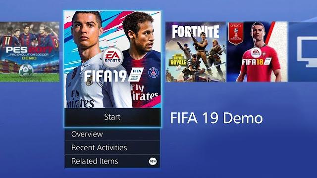 رسميا الكشف عن ديمو لعبة FIFA 19 و هذه جميع محتوياته ..