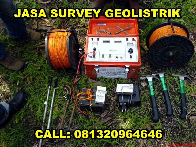 alat survey geolistrik