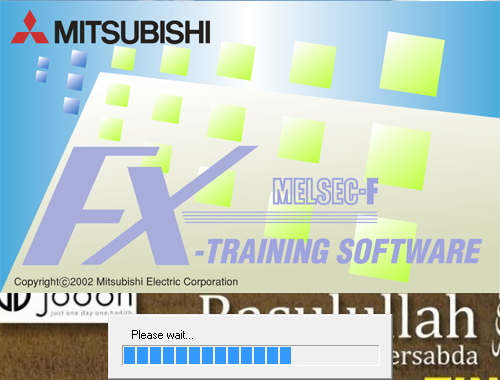 Download Mitsubishi FX-Series PLC Trainer Gratis & Halal