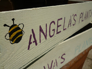 Personalised Garden Trays