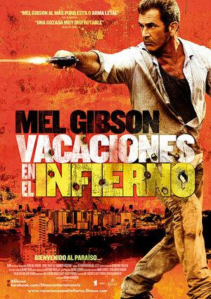 VACACIONES EN EL INFIERNO (2012) Ver Online - Español latino