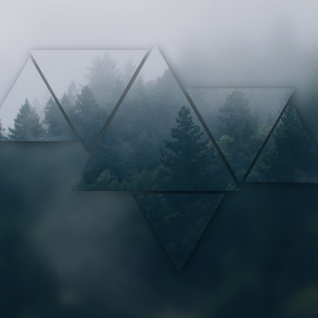 Triangle Trees Wallpaper Engine