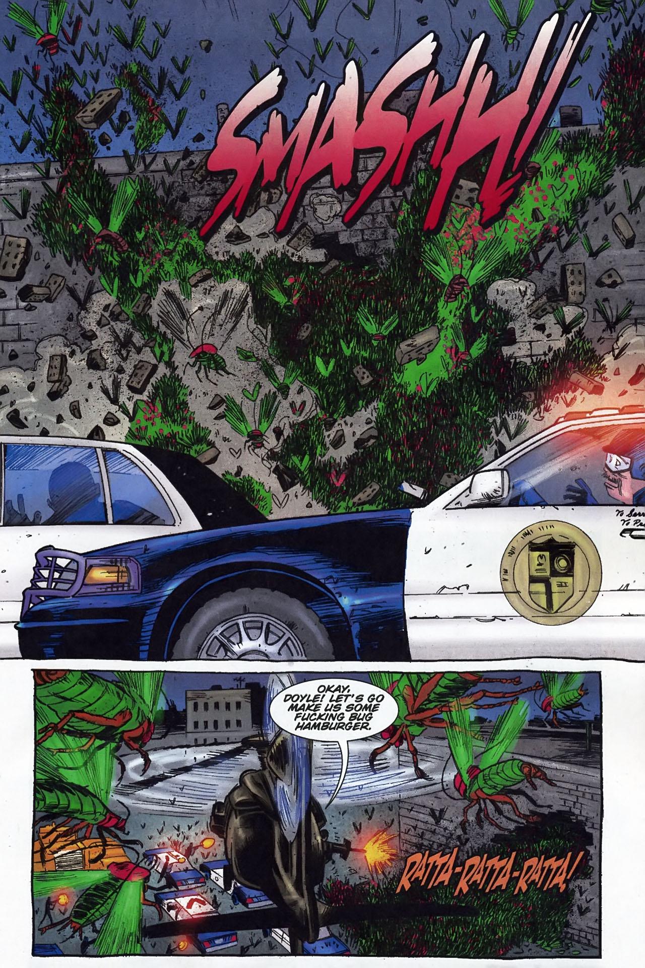 Read online The Exterminators comic -  Issue #30 - 4