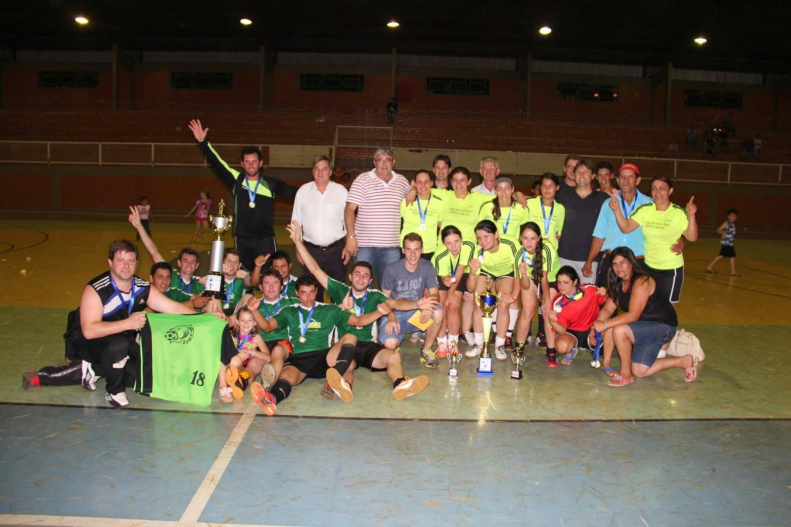 Olho Aberto Paraná  Nova Laranjeiras Abertura do Campeonato ... dff3f5efbf723