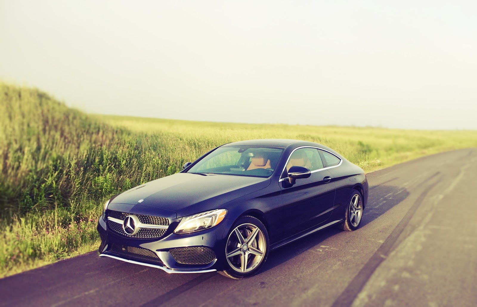 2017 mercedes benz c300 4matic coupe review yes mercedes benz still builds coupes with two. Black Bedroom Furniture Sets. Home Design Ideas