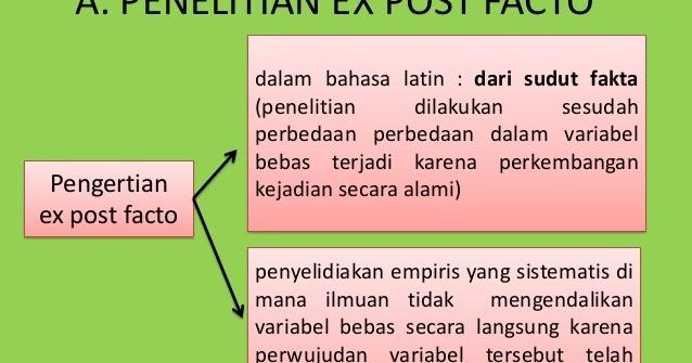 980 Koleksi Gambar Desain Penelitian Ex Post Facto HD Paling Keren Untuk Di Contoh