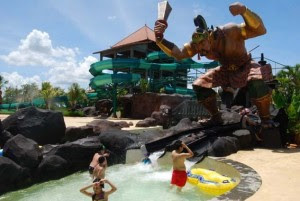 Pandawa Water World Solo Baru Pandawa Water World Solo Baru