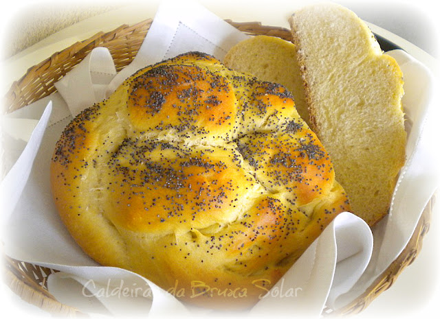 Pão Challah (World Bread Day)