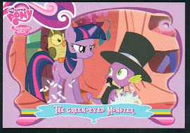 My Little Pony The Green-Eyed Monster Series 1 Trading Card