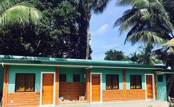 Backpackers Panglao Green Hills Surrounding Affordable Budget Comfortable Convenient Family Room Conscious Travelers Nice Places to Stay Dauis Bohol Philippines 2018