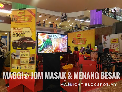 "[Events] BIG PRIZES awaits winners of MAGGI®'s latest ""Jom Masak & Menang Besar"" Contest"
