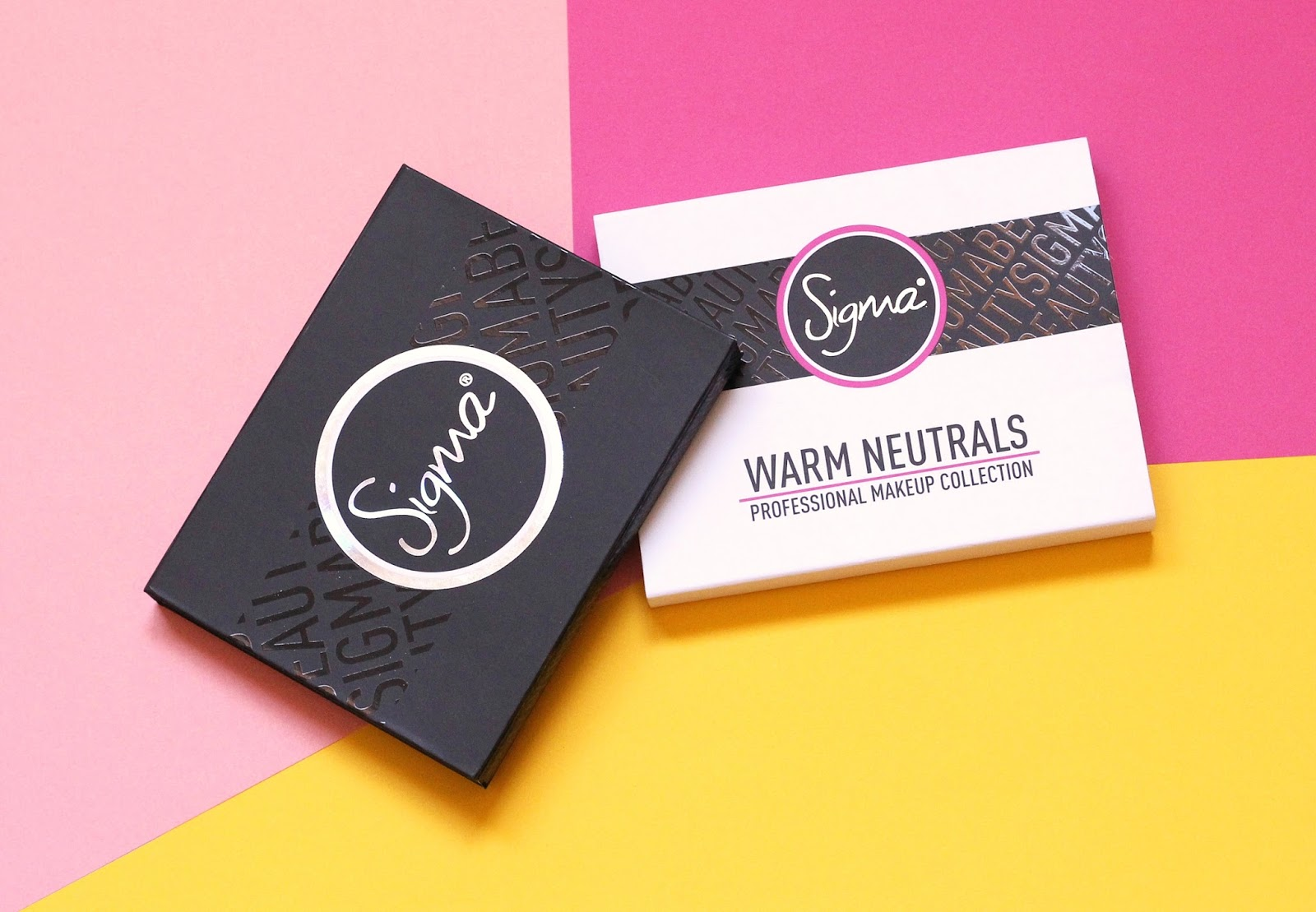 Sigma Beauty Warm Neutrals Eyeshadow Palette Review and Swatches