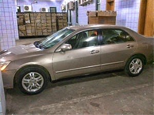 2006 Honda Accord for Sale in Magodo Phase 1