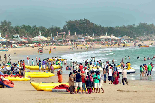 Golden Triangle Tour With Goa Beaches And Rich Indian heritage Sites