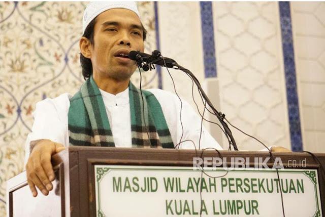 Pengajian Ustaz Abdul Somad di PLN Jakpus Mendadak Batal, Ada Apa?