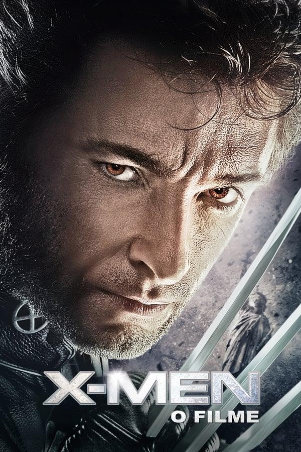 Baixar X-Men: O Filme (2000) Dublado