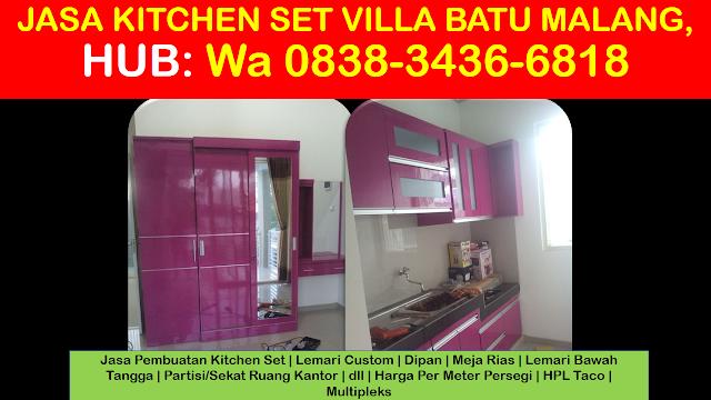 Wa 0838-3436-6818, Jasa Kitchen Set Malang, Jasa Kitchen Set Malang Kota Malang Jawa Timur,Jasa Kitchen Set Di Malang