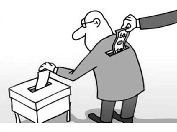 A compra de votos como impulsionador da corrupção generalizada na política
