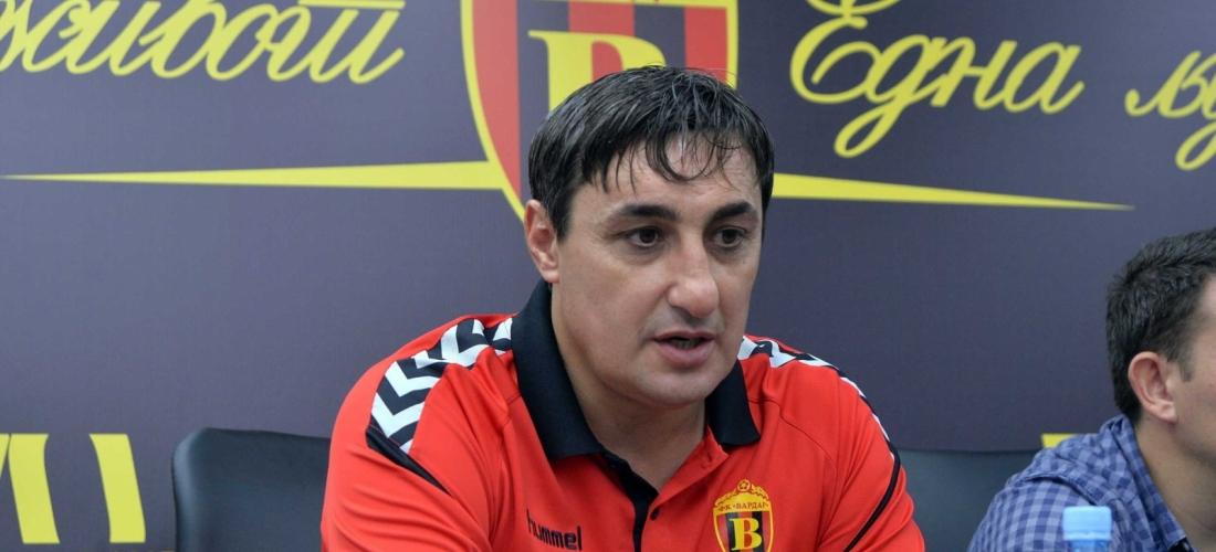 Sedloski leaves troubled FK Vardar Skopje