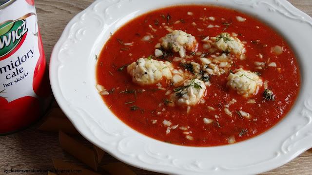 Krem z pomidorów Łowicz